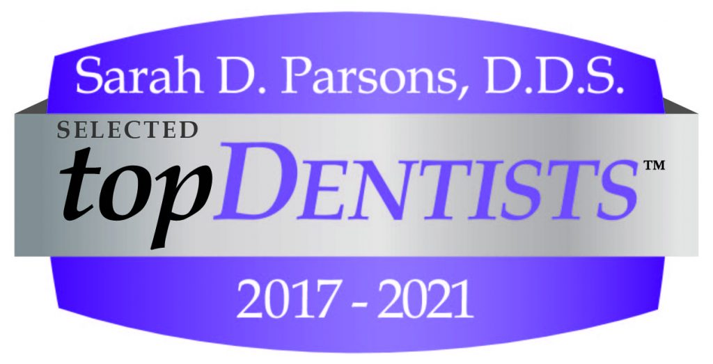Top Dentist-Cottonwood Dental group and Dr. Sarah Parsons